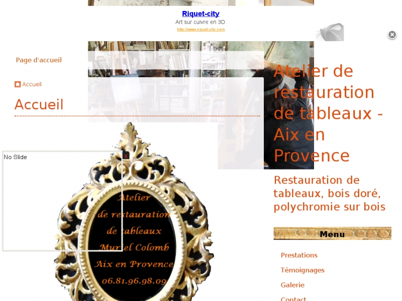 Muriel Colomb - Aix en Provence