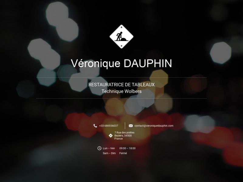 Véronique Dauphin - Béziers