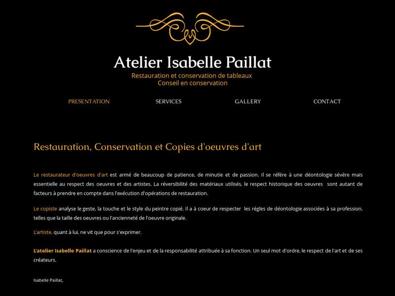 Isabelle Paillat - Lyon 4e
