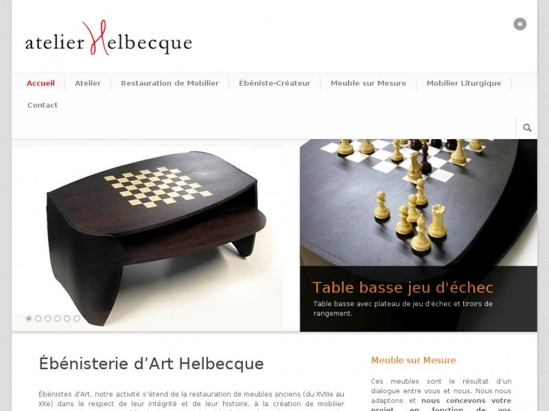 Atelier Helbecque - Saint Maur des Fossés