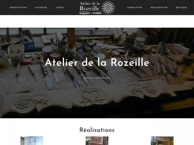 Atelier de la Rozeille - Saint Georges Nigremont