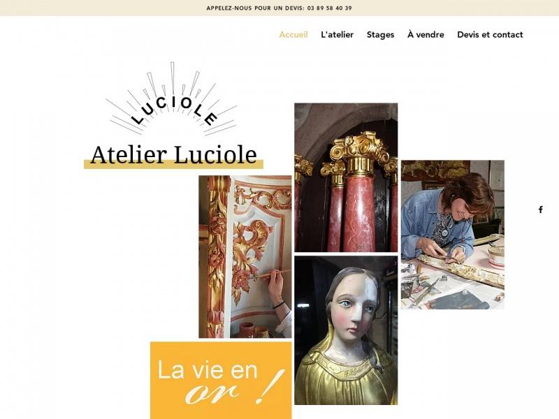 Atelier Luciole - Pascale Vallon - Rombach le Franc