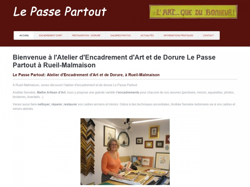 Le Passe Partout - Rueil Malmaison