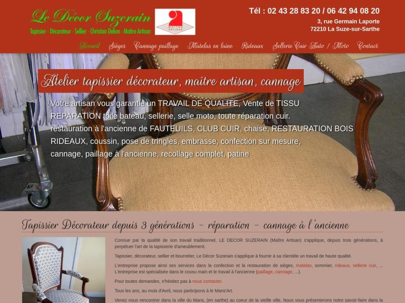 Le Décor Suzerain - La Suze sur Sarthe