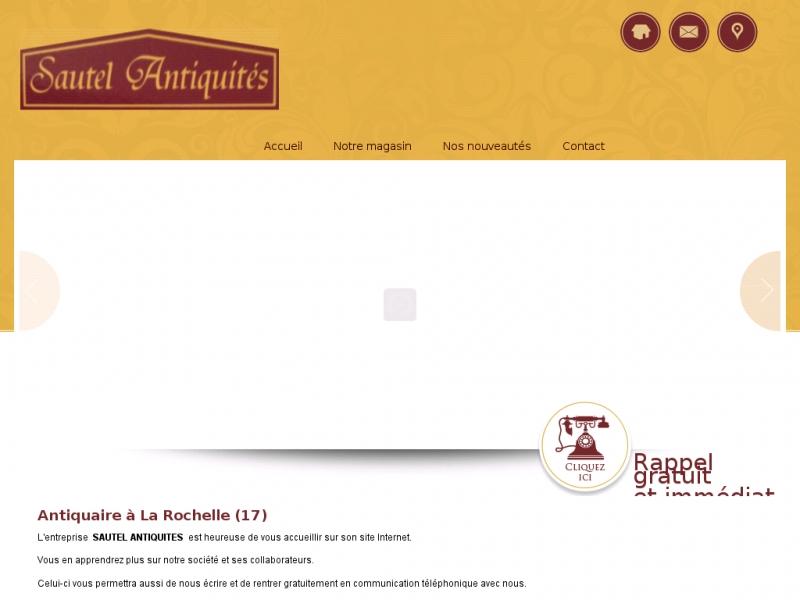 Sautel Antiquités - La Rochelle