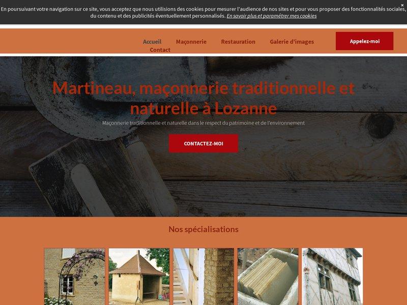 Hervé Martineau - Lozanne
