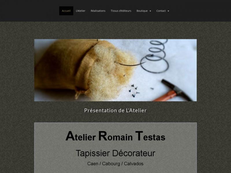 Atelier Romain Testas - Colombelles