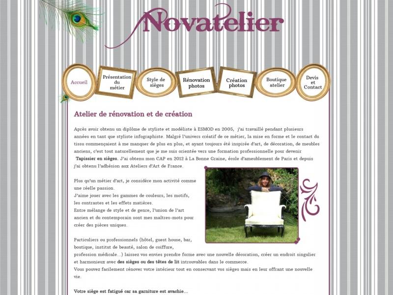 Novatelier - Saint Maur des Fosssés