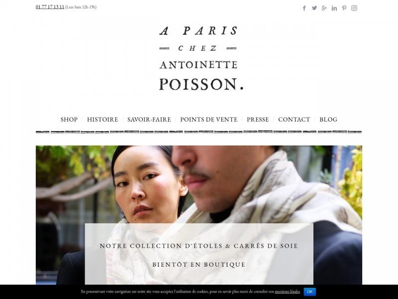 Antoinette Poisson - Paris 11e