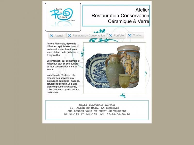 Reflets des Origines - Aurore Planchais - La Rochelle