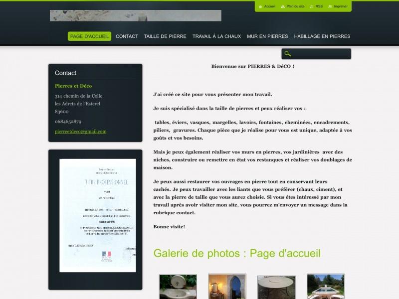 Pierres et Deco - Les Adrets de l'Esterel
