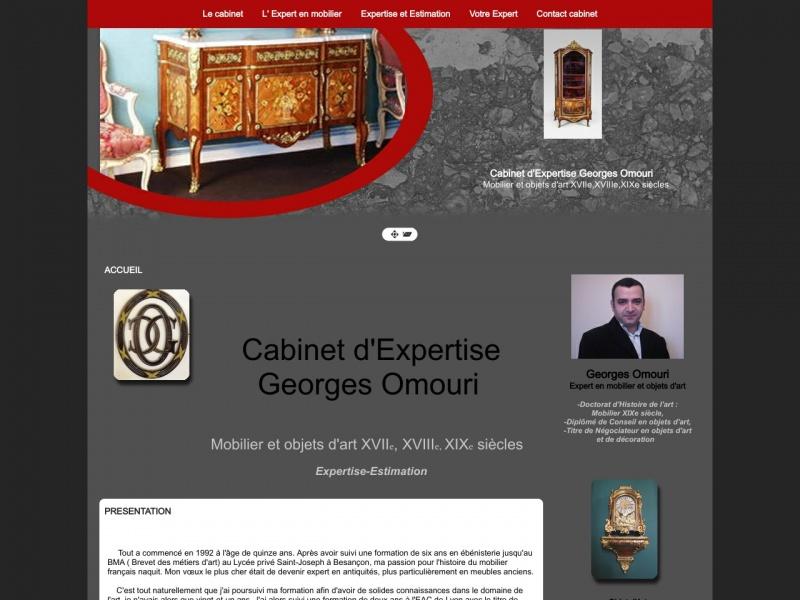 Georges Omouri - Fontenay sous Bois