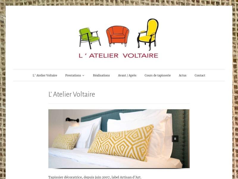L'Atelier Voltaire - Marjorie Bouisson - Aix en Provence