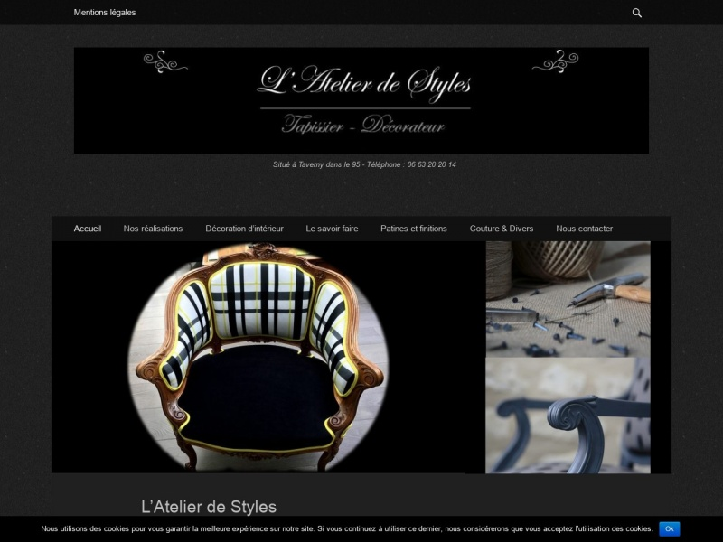 L'Atelier de Styles - Taverny
