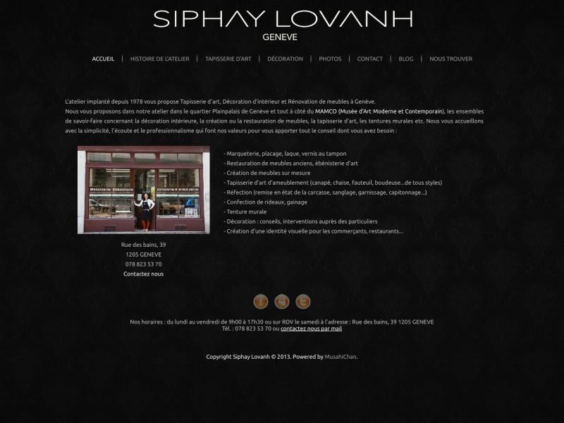 Siphay Lovanh - Genève