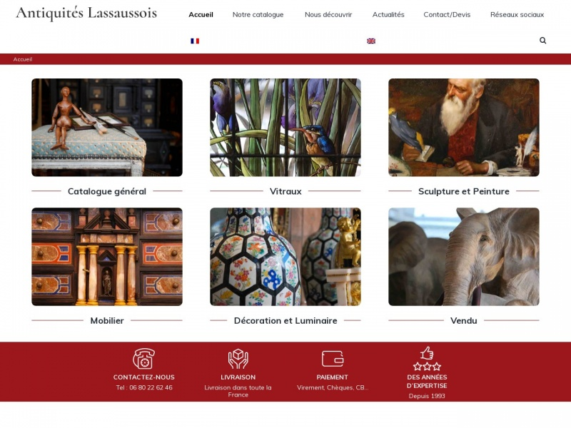 Antiquités Lassaussois - Chartres