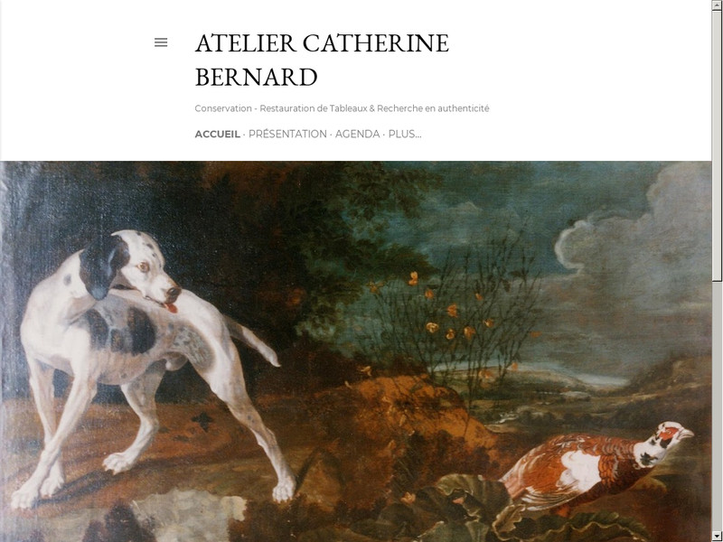 Atelier Catherine Bernard - Orléans