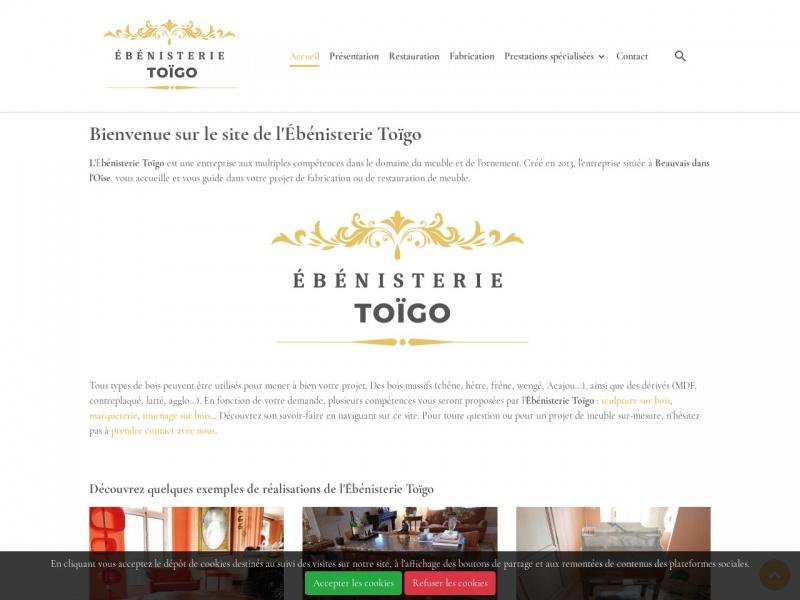 Ebenisterie Toïgo - Argenteuil