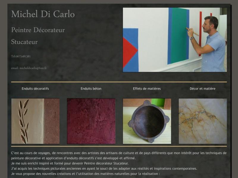 Michel Di Carlo - Paris 17e