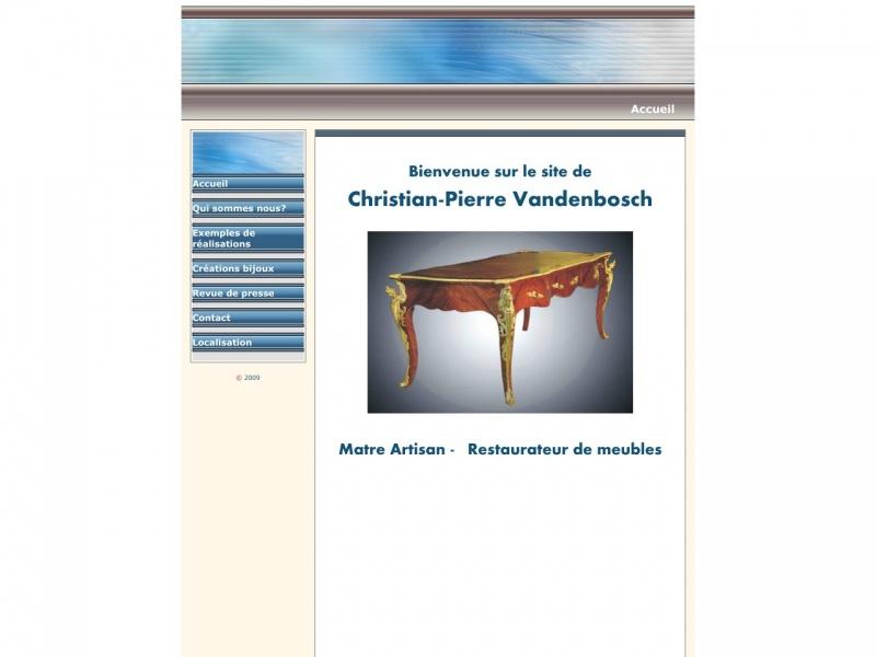 Christian-Pierre Vandenbosch - Tourcoing