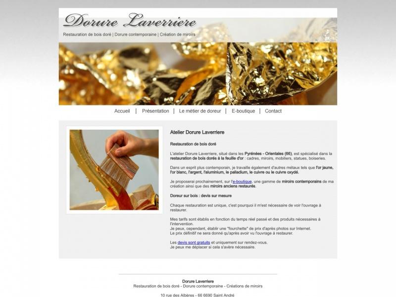 Dorure Laverriere - Saint André