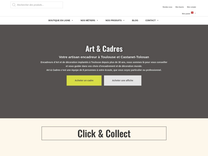 Art et Cadres International - Toulouse