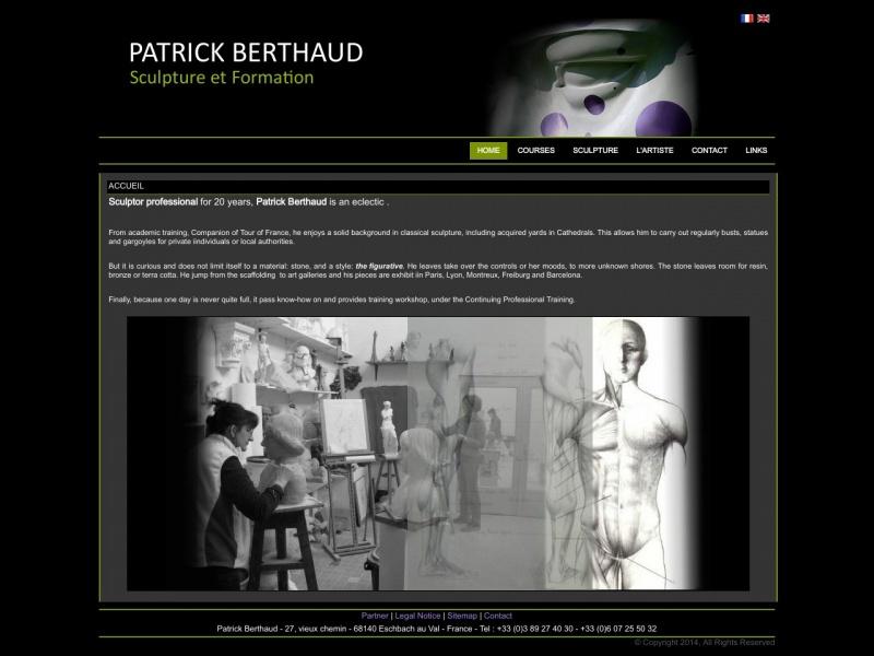 Patrick Berthaud - Eschbach Au Val