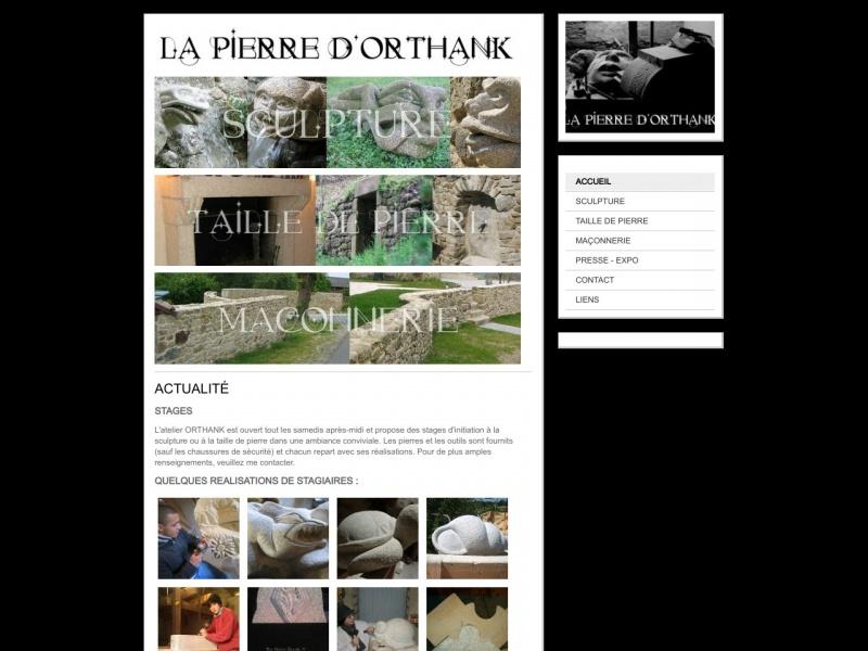 La Pierre d'Orthank - Saint Yrieix sous Aixe
