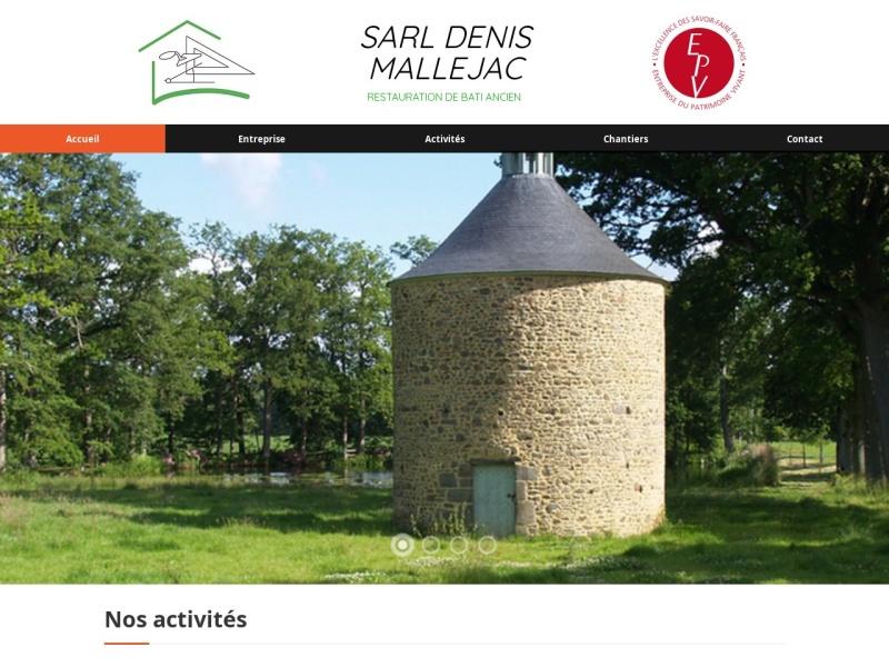 SARL Denis Mallejac - Pace