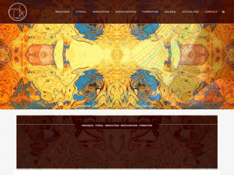 Laetitia Metzinger Bastien - Mosaique Vitrail - Badailhac