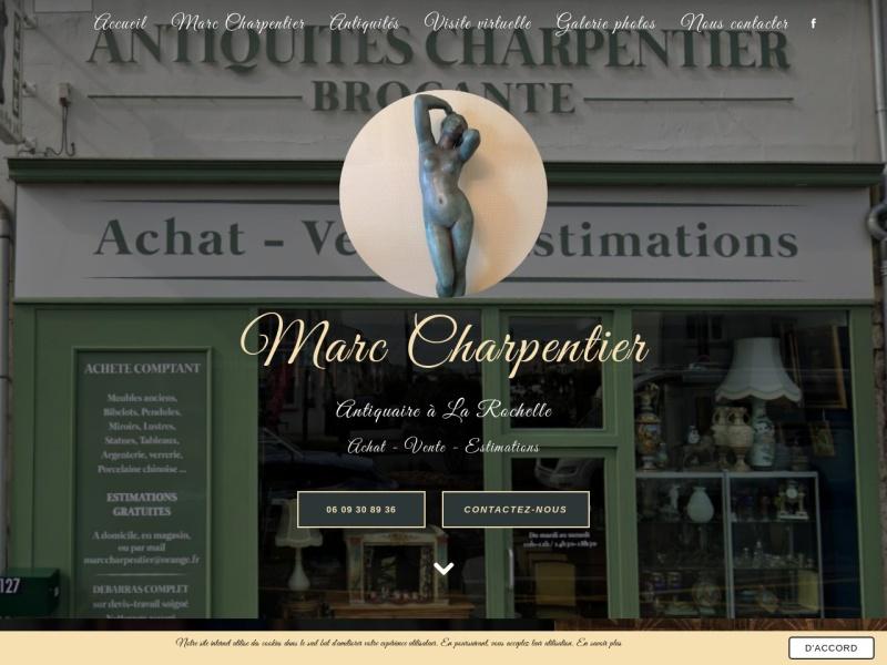 Marc Charpentier - La Rochelle