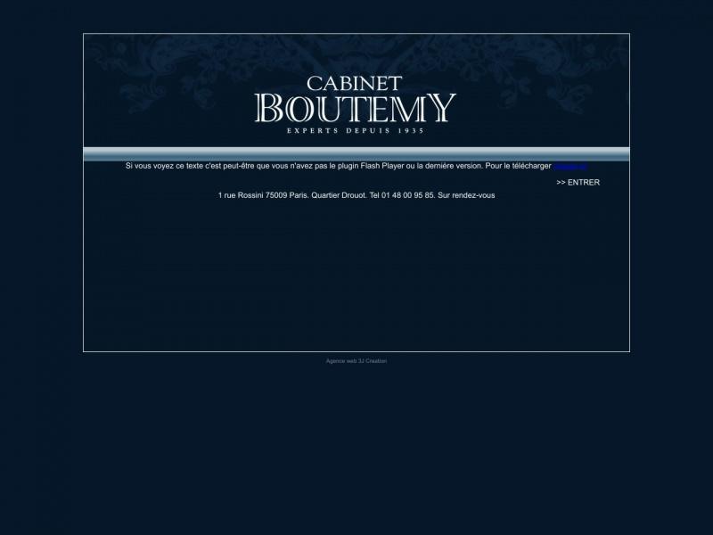 Cabinet Boutemy - Paris 9e