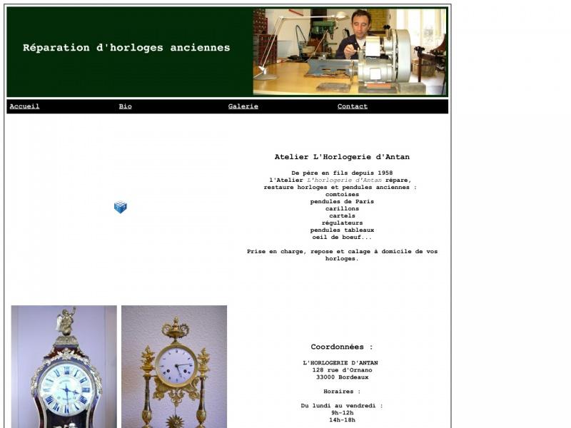 Atelier l'Horlogerie d'Antan - Bordeaux