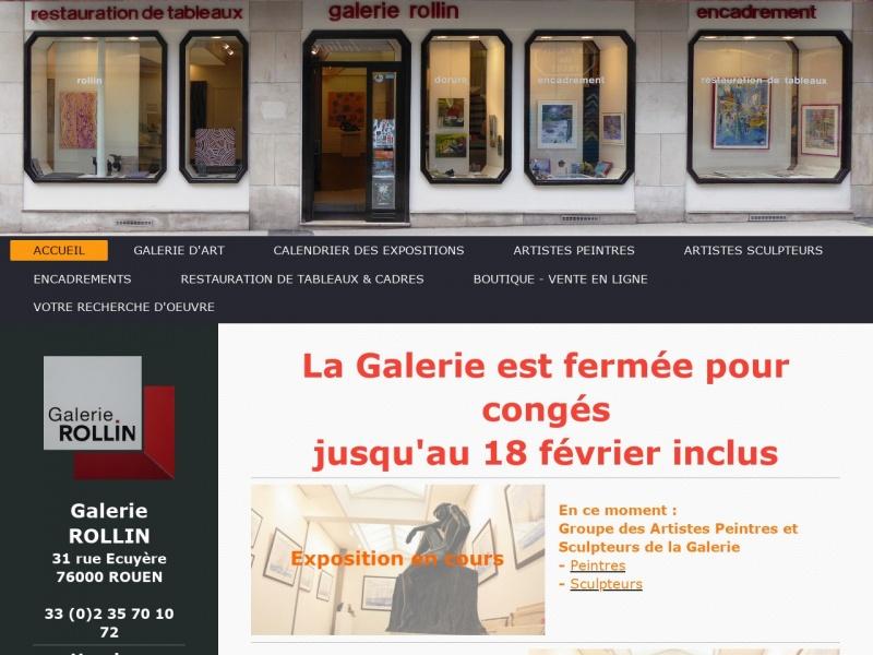 Galerie Rollin - Rouen