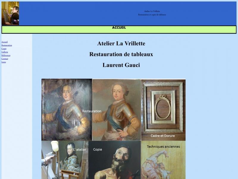 Atelier la Vrillette - Laurent Gauci - Pommeuse