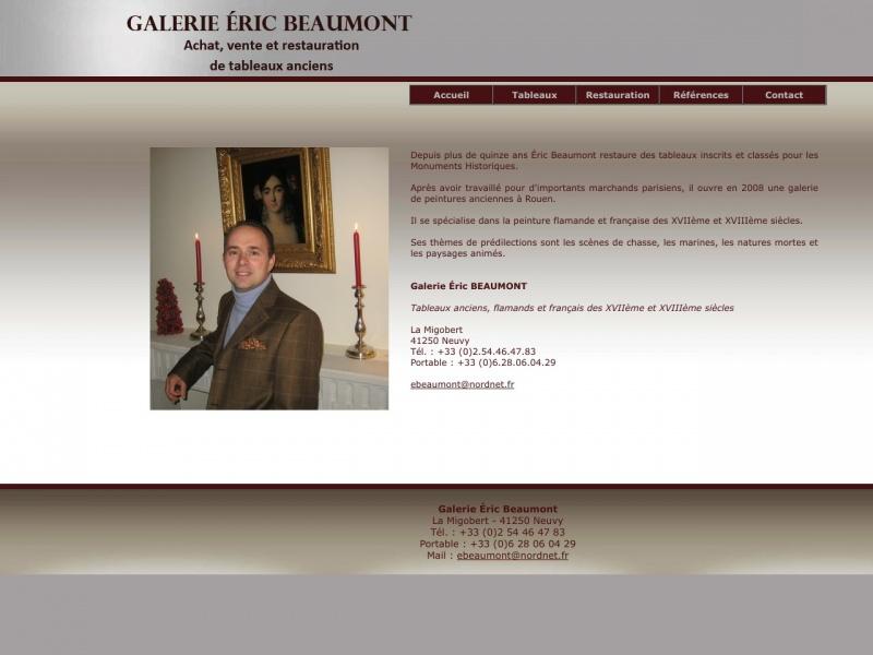 Galerie Eric Beaumont - Cesset