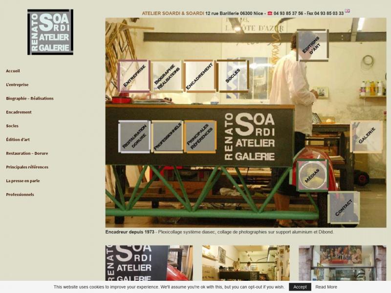 Atelier Soardi et Soardi - Nice