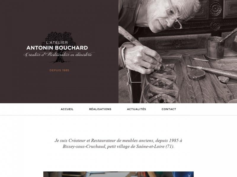 Antonin Bouchard - Bissey sous Cruchaud
