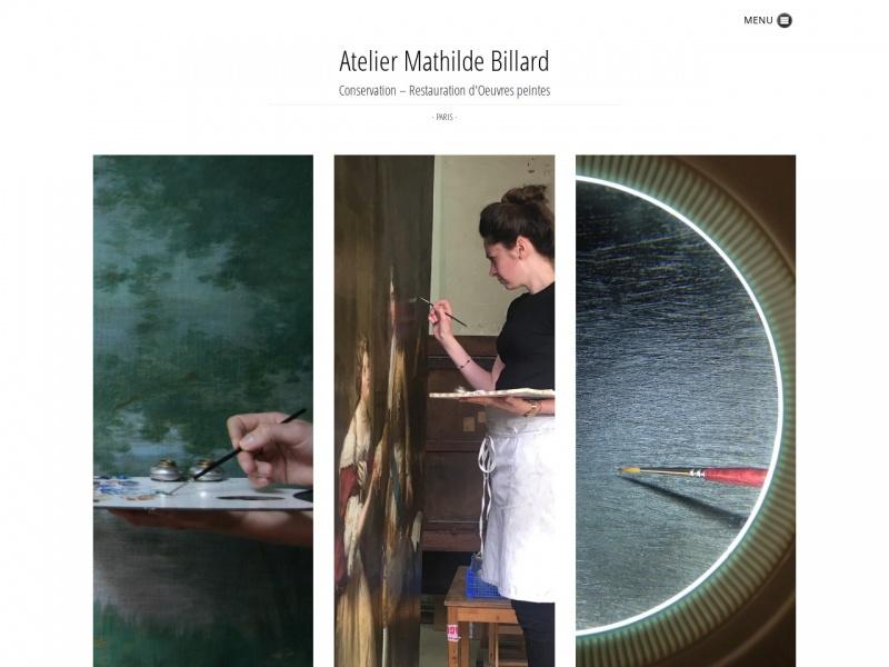 Atelier Mathilde Billard - Paris 10e