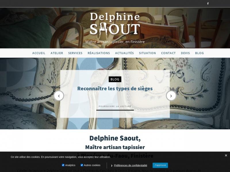 Delphine Saout - Plonévez du Faou
