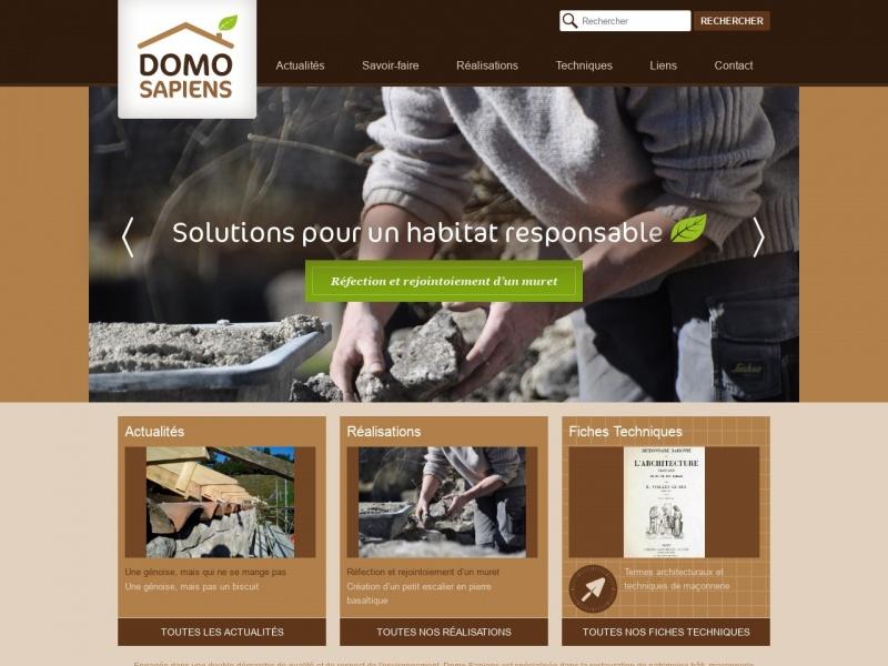 Domo Sapiens - Le Puy en Velay