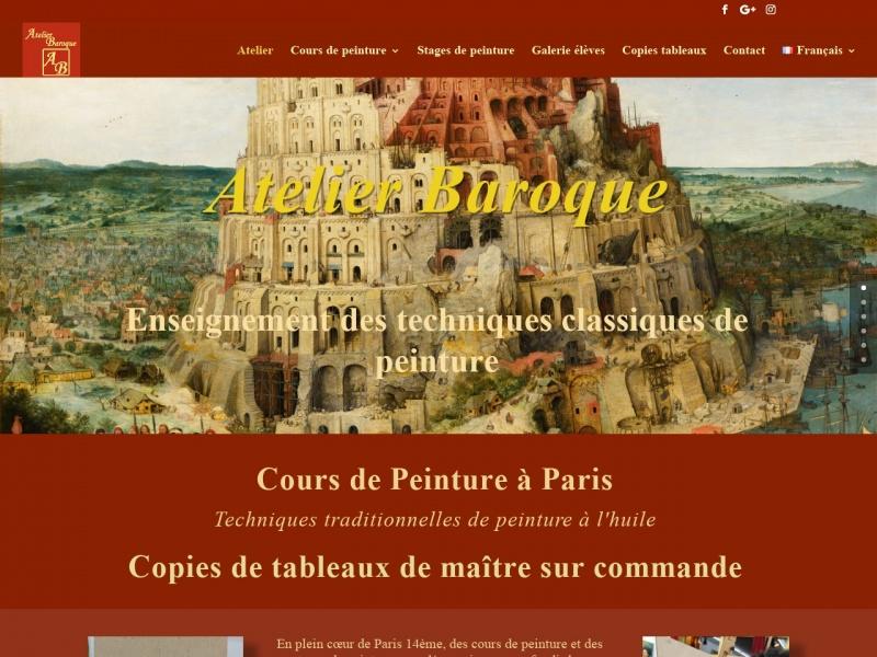 Atelier Baroque - Paris 14e
