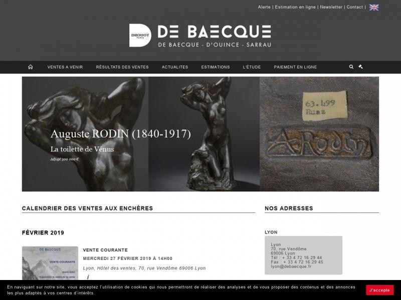 De Baecque et Associés - Lyon 6e