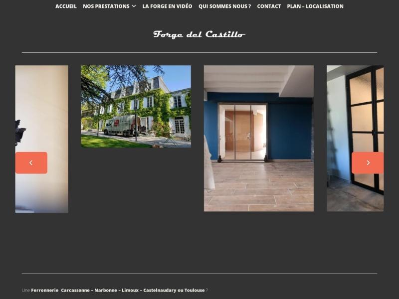 Forge del Castillo - Carcassonne