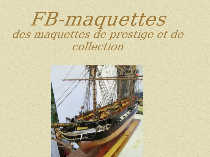 FB Maquettes - Bernard Fontaine - La Destrousse