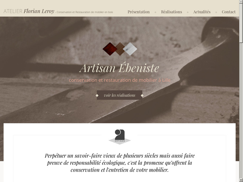 Atelier Florian Leroy - Croix