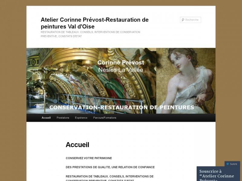 Corinne Prevost - Nesles la Vallee
