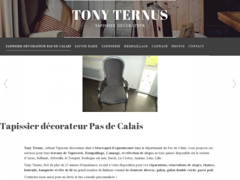 Tony Ternus - Maresquel