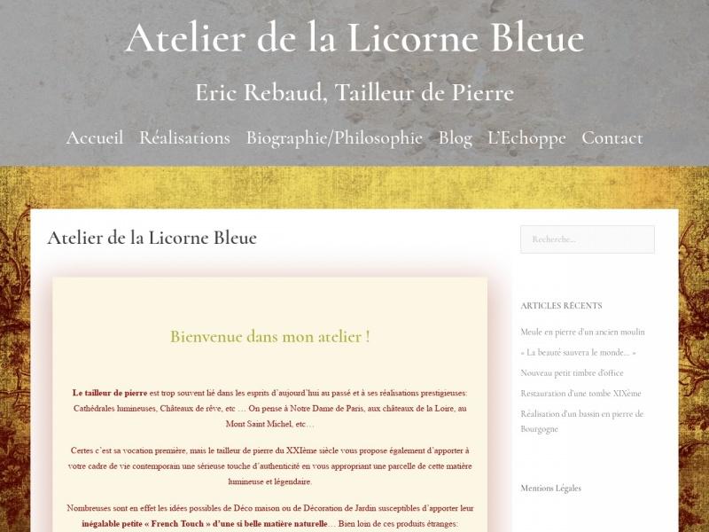 L'Echoppe du Tailleur de Pierre - Mouron sur Yonne