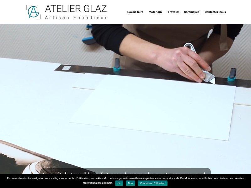 Atelier Glaz - Claire Pandurkar - Montrouge